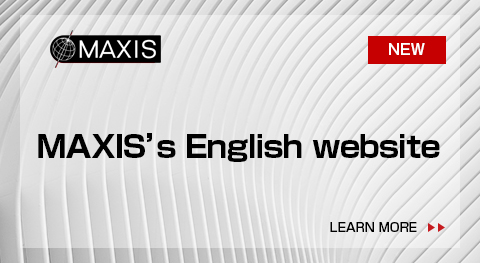 MAXIS's English Website